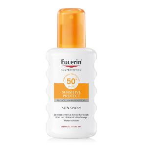 Eucerin Sun Spray Solar Sensitive Protect SPF50+ 200ml