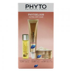 Pack Phyto Phytoelixir Tratamiento Cabello Ultra Seco