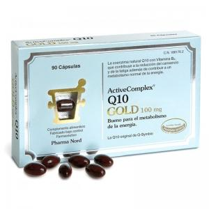 Pharma Nord ActiveComplex Q10 Gold 100mg 90 Cápsulas