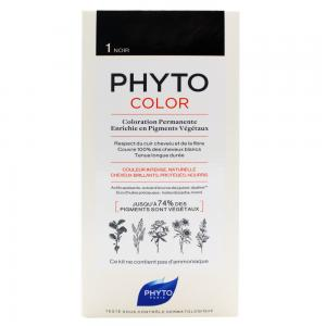 Phyto Color 1 Tinte Negro