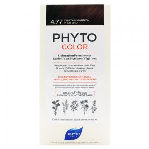 Phyto Color 4.77 Tinte Castaño Marrón Intenso
