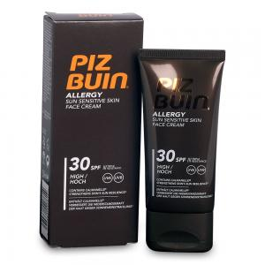Piz Buin Allergy Crema Facial Piel Sensible SPF30 50ml