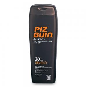 Piz Buin Allergy Loción Piel Sensible SPF30 200ml