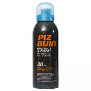 Piz Buin Protect & Cool Mousse SPF30 150ml