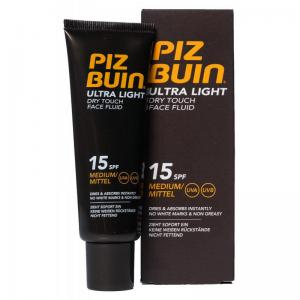 Piz Buin Ultra Light Dry Touch Fluido Facial SPF15 50ml