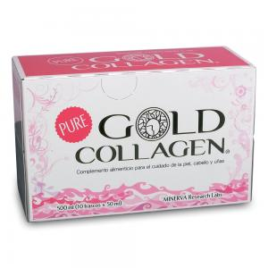 Gold Collagen Pure 10 frascos de 50ml