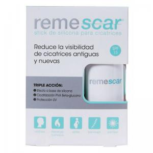 Remescar reductor de cicatrices 10g en stick SPF15