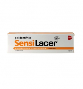 Lacer Sensilacer Gel Dental 75ml