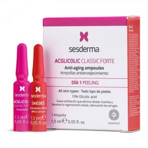 Sesderma Daeses Tratamiento Flash Reafirmante (peeling + Reafirmante) Bowl
