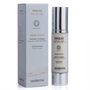 Sesderma Snailas Gel Facial 50ml
