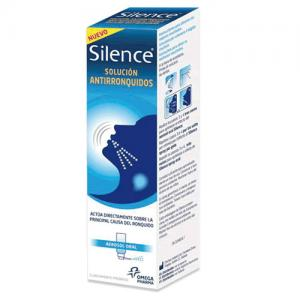 Silence Antironquidos Spray 50ml