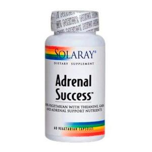 Solaray Adrenal Success 60 cápsulas vegetales