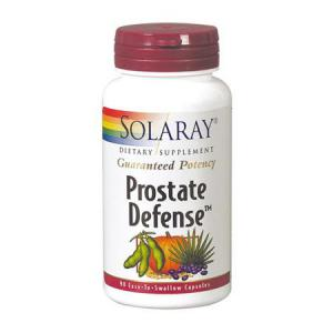 Solaray Prostate Defense 90 Cápsulas