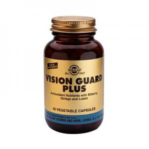Solgar Vision Guard Plus 60 Cápsulas Vegetales