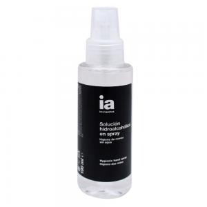 Interapothek Gel-Solución Hidroalcohólica en Spray 100ml