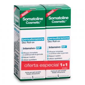 Duplo Somatoline Desodorante Hipersudoración Roll-On 2x40ml
