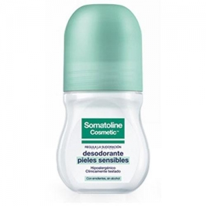 Somatoline Desodorante Pieles Sensibles Roll-On 50ml