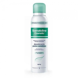 Somatoline Desodorante Pieles Sensibles Spray 150ml