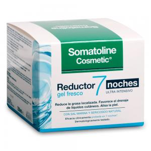 Somatoline Gel Fresco Reductor Intensivo 7 Noches 250ml