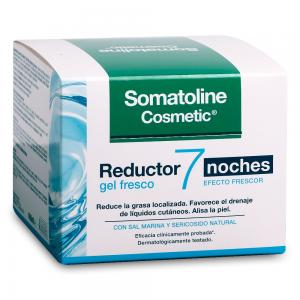 Somatoline Gel Fresco Reductor Ultra Intensivo 7 Noches 400ml