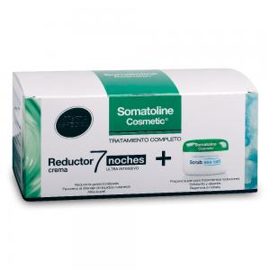 Pack Somatoline Reductor Ultra Intensivo 7 Noches Crema 400ml + Exfoliante 350gr