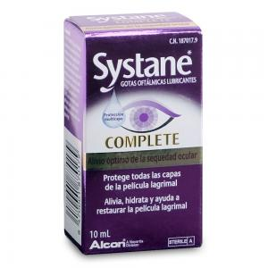 Systane Complete Gotas Oftálmicas Lubricantes 10ml