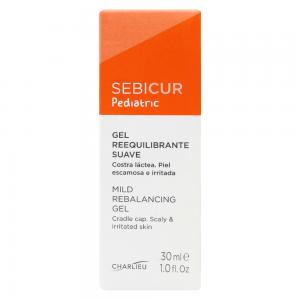 Sebicur Pediátrico Gel Dermatológico 30ml