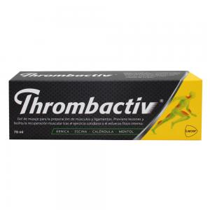 Thrombactiv Gel de Masaje 70ml