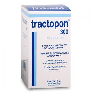 Tractopon 15% Urea Grietas Crema 300ml