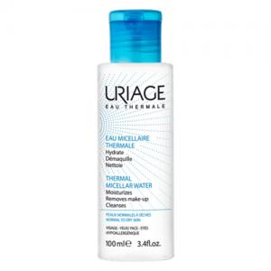 Uriage Agua Micelar Termal Pieles Normales a Secas 100ml