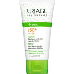 Uriage Hyseac Fluido SPF50+ 50ml