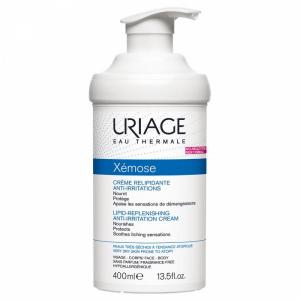 Uriage Xemose Crema 400ml Relipidizante Anti-irritaciones