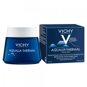 Vichy Aqualia Spa Noche Gel-Crema Renovador Anti-fatiga 75ml
