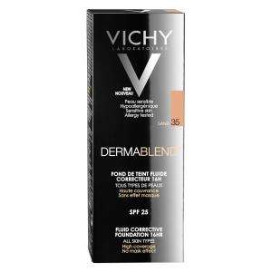 Vichy Dermablend Maquillaje Corrector Nº35 Sand  30ml