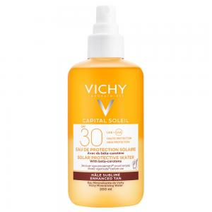 Vichy Ideal Soleil Agua Protectora Luminosidad SPF30 200ml