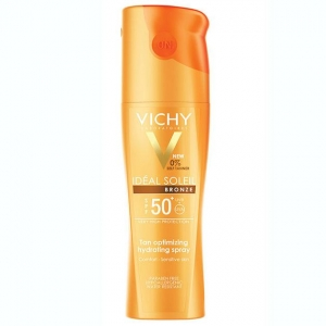 Vichy Ideal Soleil Bronze SPF50 Spray hidratante 200ml