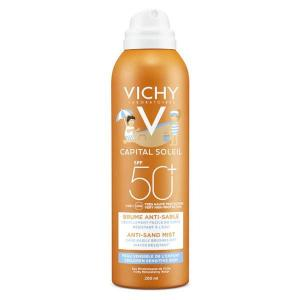 Vichy Ideal Soleil Bruma Infantil Anti-Arena SPF50+ 200ml