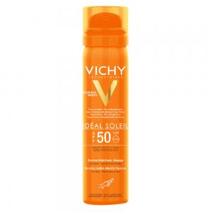 Vichy Ideal Soleil Bruma Invisible Rostro 75ml SPF50