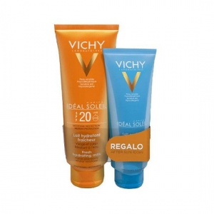 Vichy Leche Ideal Soleil SPF20 300ml + regalo Afer Sun 100ml