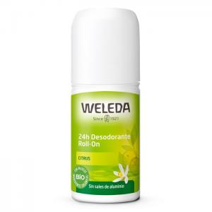 Weleda  Desodorante Roll-on Citrus 24 Horas