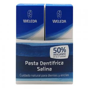 Duplo Weleda Pasta Dental Salina 2x75ml