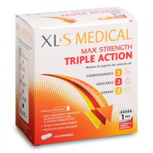 XLS Medical Max Strength 120 comprimidos