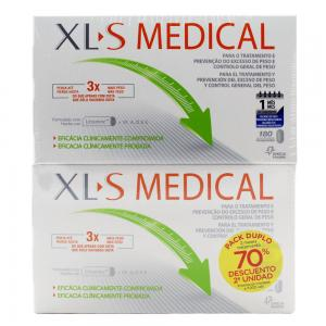 Duplo XLS Medical Captagrasas 2x180 comprimidos