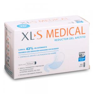 XLS Medical Reductor Apetito 60 cápsulas