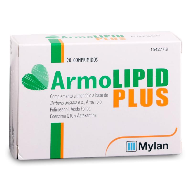 ArmoLIPID Plus 20 comprimidos