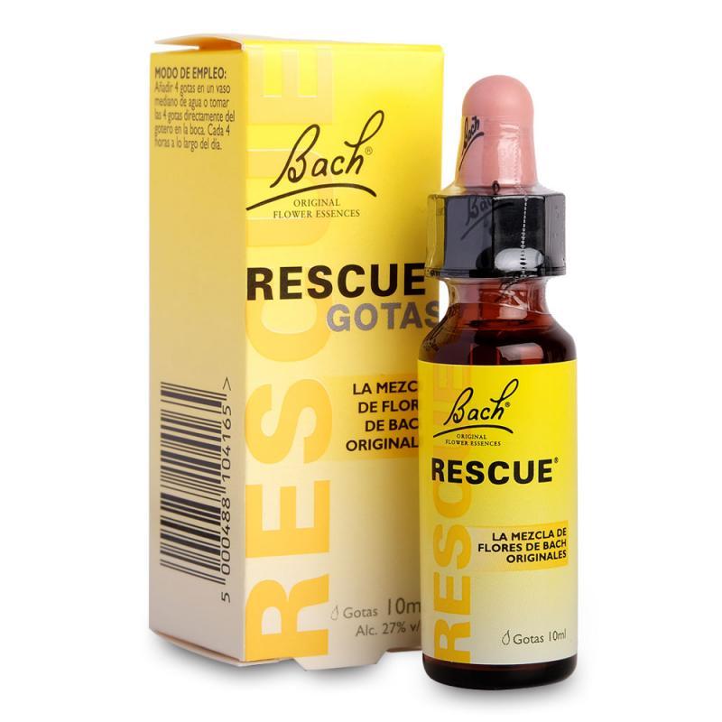 Dr.Bach Rescue Remedy Gotas 10ml.