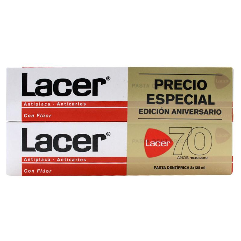 Duplo Lacer Pasta Dental 2x125ml