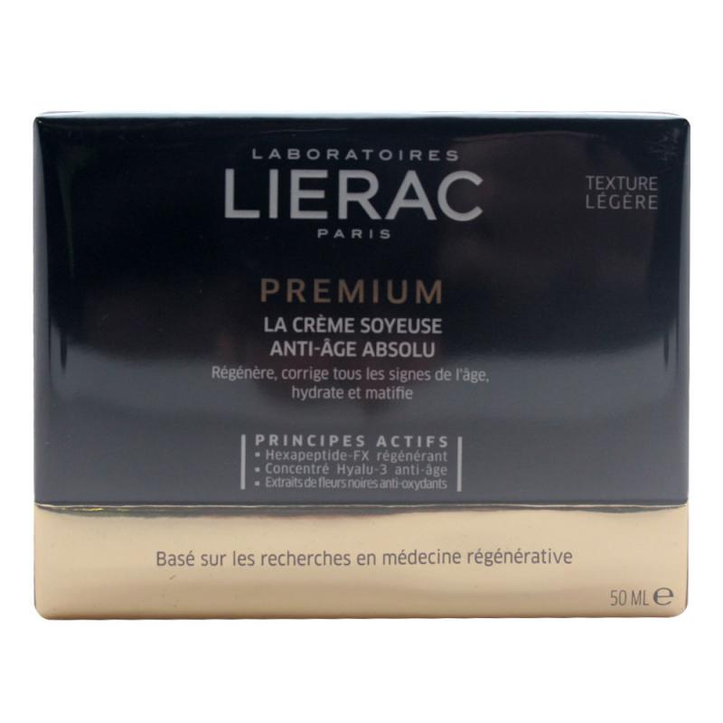 Lierac Premium La Crema Sedosa Anti Edad Absoluto 50ml