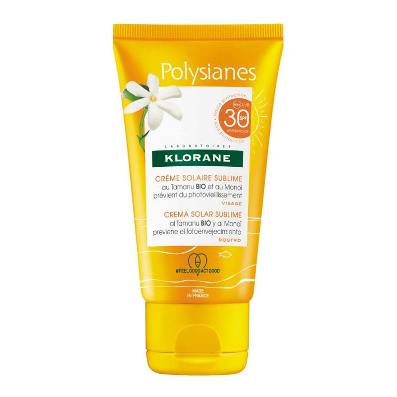 Polysianes Crema Solar Sublime Cara SPF30 50ml