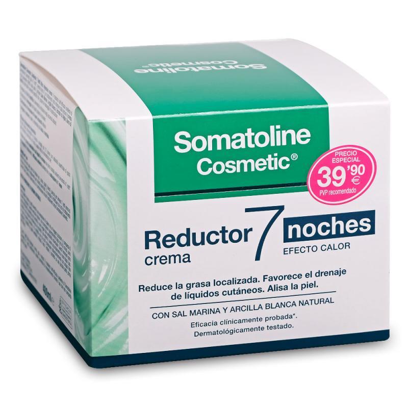 Somatoline Reductor Intensivo 7 Noches 450 Ml Reductor Intensivo
